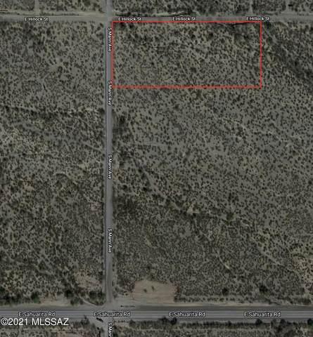 15925 S Mann Avenue, Sahuarita, AZ 85629 (#22125520) :: Kino Abrams brokered by Tierra Antigua Realty