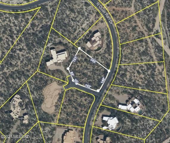 14661 N Quiet Rain Drive #54, Oro Valley, AZ 85755 (#22125530) :: Elite Home Advisors | Keller Williams