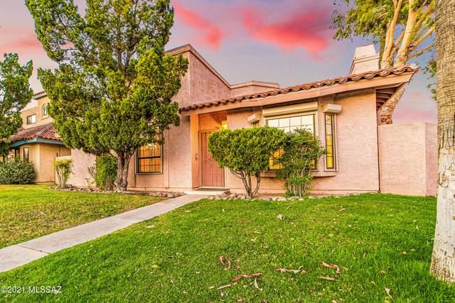 110 N Forgeus Avenue, Tucson, AZ 85716 (MLS #22125540) :: The Luna Team