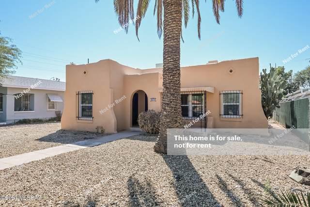 1332 E 9Th Street, Tucson, AZ 85719 (MLS #22125589) :: The Property Partners at eXp Realty