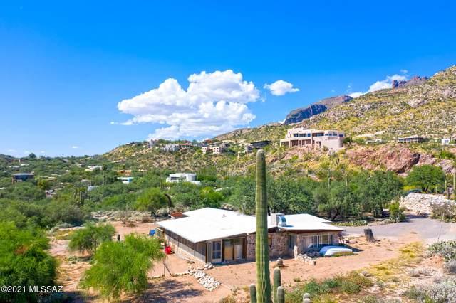 4430 E Coronado Drive, Tucson, AZ 85718 (#22125623) :: Kino Abrams brokered by Tierra Antigua Realty