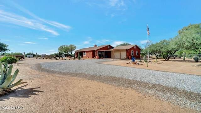 16621 W Elk Trail, Marana, AZ 85653 (#22125658) :: Long Realty - The Vallee Gold Team