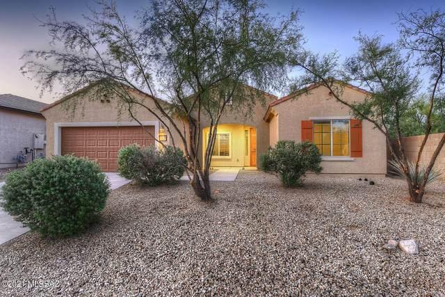 10714 E Red Sage Street, Tucson, AZ 85747 (#22125667) :: Kino Abrams brokered by Tierra Antigua Realty