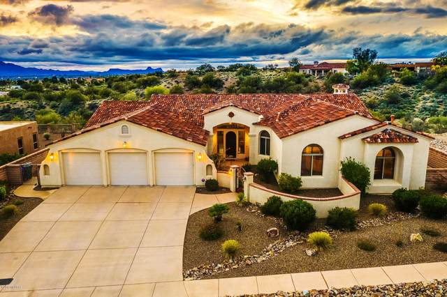 10889 N Pusch Ridge View Place, Oro Valley, AZ 85737 (#22125706) :: Long Realty - The Vallee Gold Team