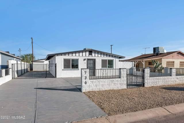 732 W Southgate Avenue, Phoenix, AZ 85041 (#22125728) :: Long Realty - The Vallee Gold Team