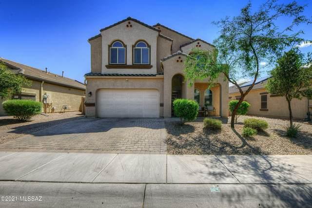 8935 W Twin Springs Drive, Marana, AZ 85653 (#22125738) :: Elite Home Advisors   Keller Williams