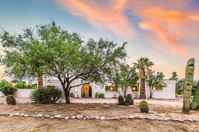 333 W Camino Del Oro, Tucson, AZ 85704 (#22125742) :: Tucson Real Estate Group