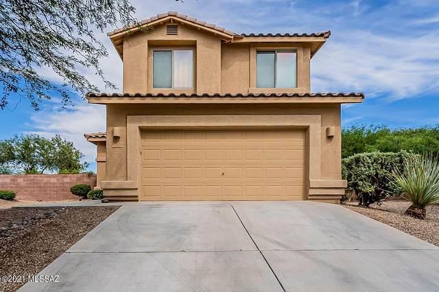 11838 W Fontenelle Drive, Marana, AZ 85653 (#22125745) :: Tucson Real Estate Group