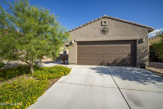 650 N Tree Mist Lane, Sahuarita, AZ 85629 (#22125759) :: Tucson Real Estate Group
