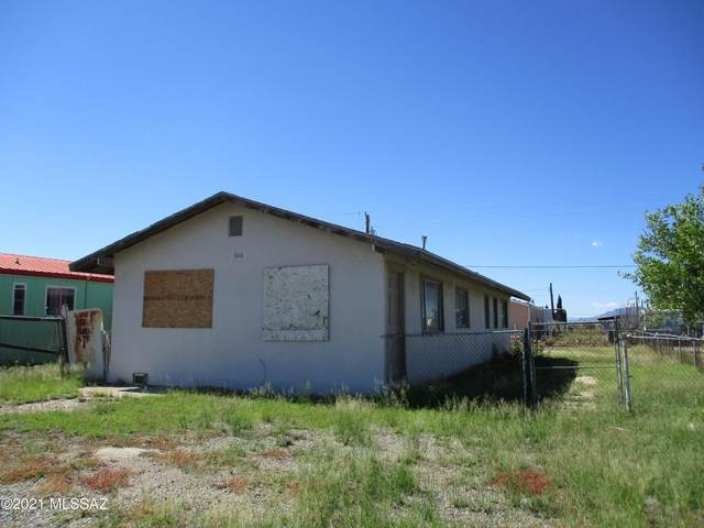608 S Bowie Avenue, Willcox, AZ 85643 (#22125762) :: Long Realty - The Vallee Gold Team