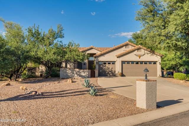 43 E Loch Lomond Place, Oro Valley, AZ 85737 (#22125771) :: Long Realty - The Vallee Gold Team
