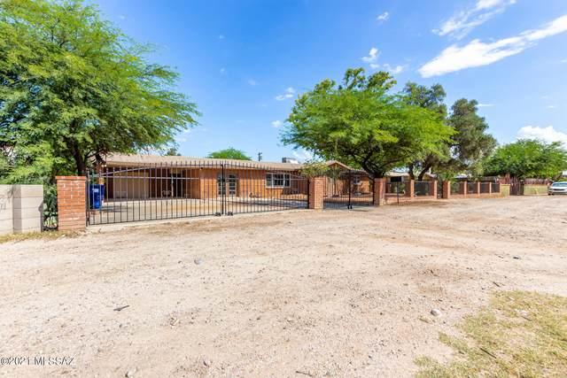 4121 E 5Th Street, Tucson, AZ 85711 (#22125786) :: Long Realty - The Vallee Gold Team
