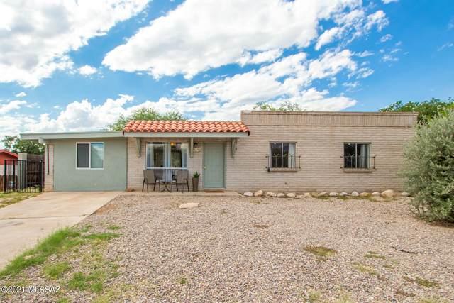 6255 N Carapan Place, Tucson, AZ 85741 (#22125797) :: Elite Home Advisors   Keller Williams
