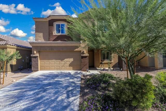 12135 E Becker Dr Drive, Vail, AZ 85641 (#22125812) :: Elite Home Advisors | Keller Williams