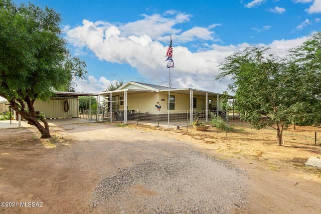 7831 N Sandario Road, Tucson, AZ 85743 (#22125836) :: Long Realty - The Vallee Gold Team