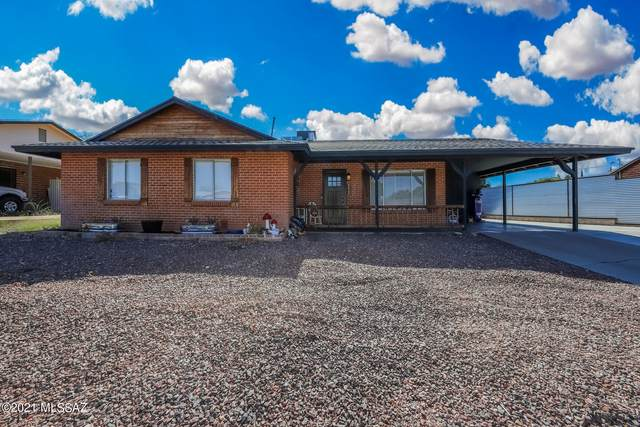 8620 E 26th Place, Tucson, AZ 85710 (#22125845) :: Long Realty - The Vallee Gold Team
