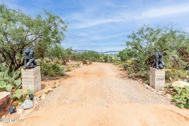 13549 E Pocketknife Drive, Vail, AZ 85641 (#22125859) :: Kino Abrams brokered by Tierra Antigua Realty