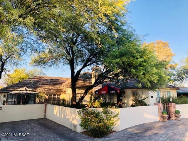 2817 E Helen Street Street, Tucson, AZ 85716 (#22125885) :: Long Realty - The Vallee Gold Team