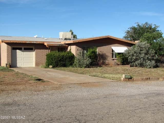 1203 E Justin Street, Pearce, AZ 85625 (#22125890) :: The Dream Team AZ