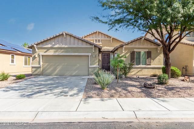 8442 N Mountain Stone Pine Way, Tucson, AZ 85743 (#22125894) :: Long Realty - The Vallee Gold Team