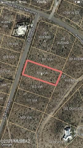 115 Via Finlandia #49, Rio Rico, AZ 85648 (#22125925) :: Tucson Real Estate Group