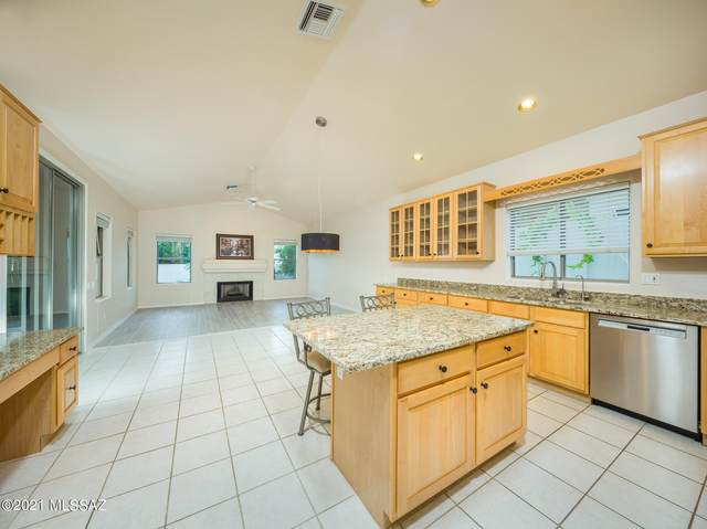 5209 N Via De La Lanza, Tucson, AZ 85750 (#22125928) :: The Local Real Estate Group | Realty Executives