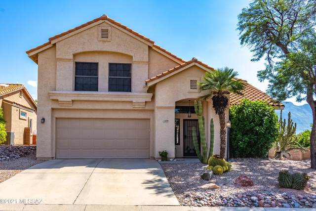 1249 W Sandtrap Way, Oro Valley, AZ 85737 (#22125930) :: Long Realty - The Vallee Gold Team