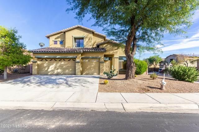 7378 W Shining Amber Lane, Tucson, AZ 85743 (#22125937) :: Kino Abrams brokered by Tierra Antigua Realty