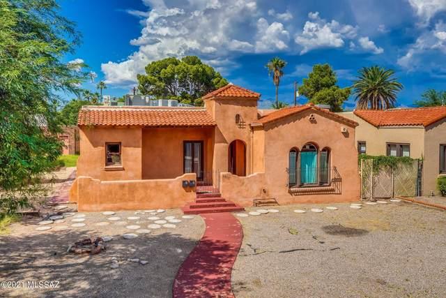 1911 E Hawthorne Street, Tucson, AZ 85719 (MLS #22125942) :: The Luna Team