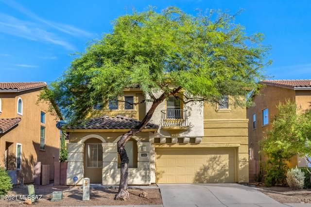 1654 W Green Thicket Way, Tucson, AZ 85704 (#22125947) :: Kino Abrams brokered by Tierra Antigua Realty