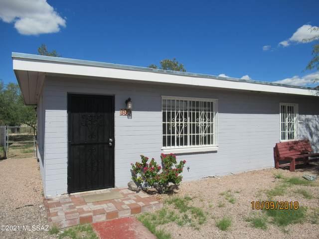 309 E Linden Street, Tucson, AZ 85705 (#22125959) :: Long Realty - The Vallee Gold Team