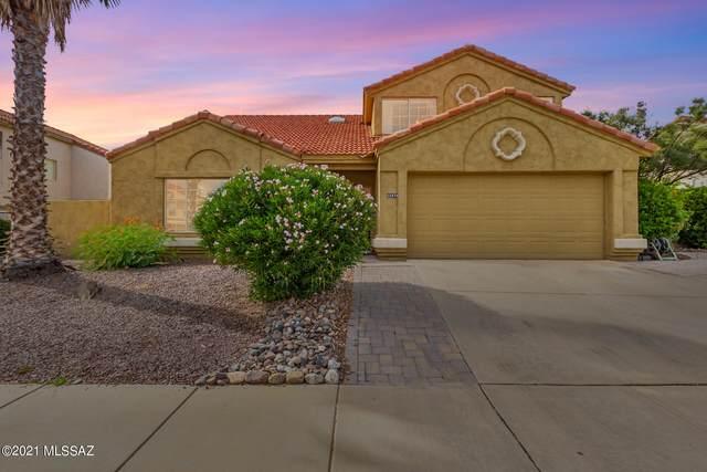 11871 N Gray Eagle Avenue, Tucson, AZ 85737 (#22125965) :: Long Realty - The Vallee Gold Team
