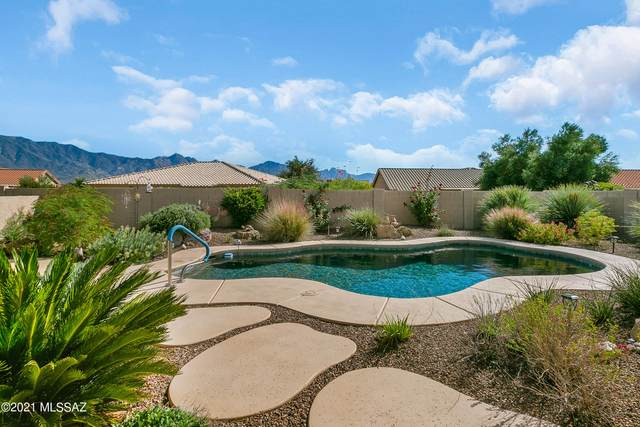 61805 E Redwood Drive, Saddlebrooke, AZ 85739 (#22125967) :: Long Realty - The Vallee Gold Team
