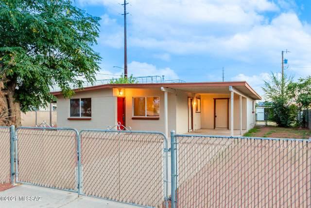 3872 E Nebraska Stravenue, Tucson, AZ 85706 (#22125973) :: Long Realty - The Vallee Gold Team