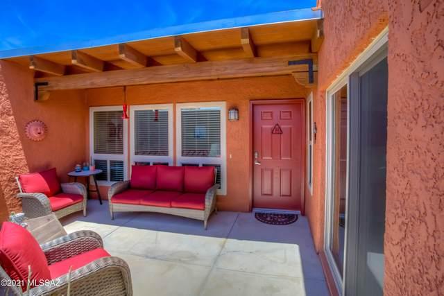 6255 N Camino Pimeria Alta 60, Tucson, AZ 85718 (#22125974) :: Gateway Partners International