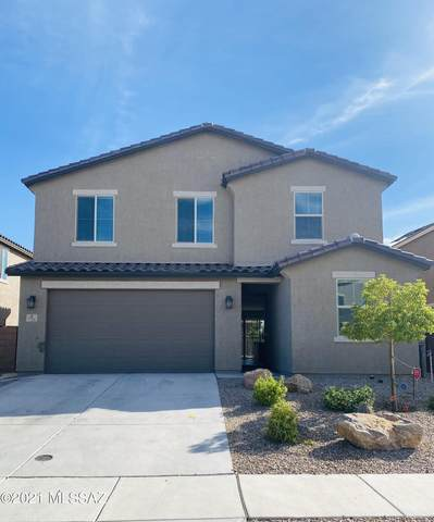 7735 W Valkyrie Way, Tucson, AZ 85757 (#22125991) :: Long Realty - The Vallee Gold Team