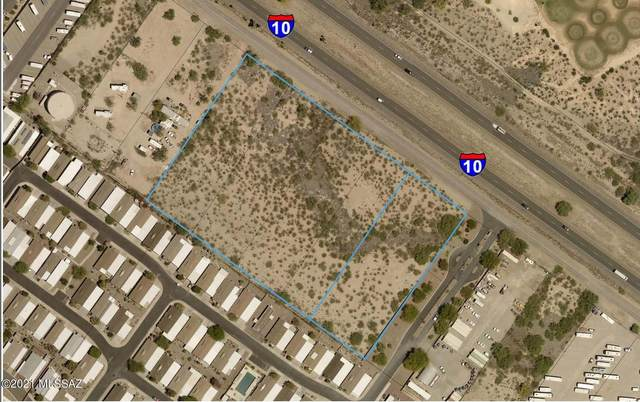 5.5 Acres E Benson Highway #7, Tucson, AZ 85756 (#22126003) :: Long Realty - The Vallee Gold Team