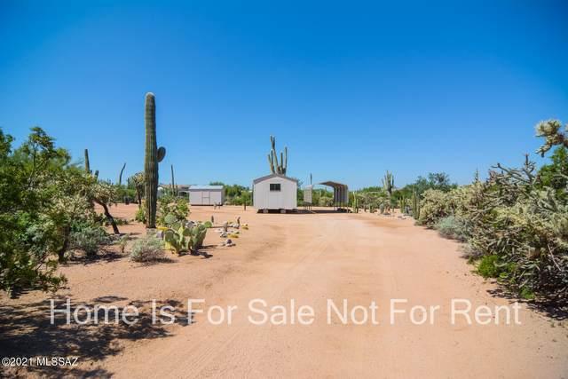 6111 N Van Ark Road, Tucson, AZ 85743 (#22126007) :: Long Realty - The Vallee Gold Team