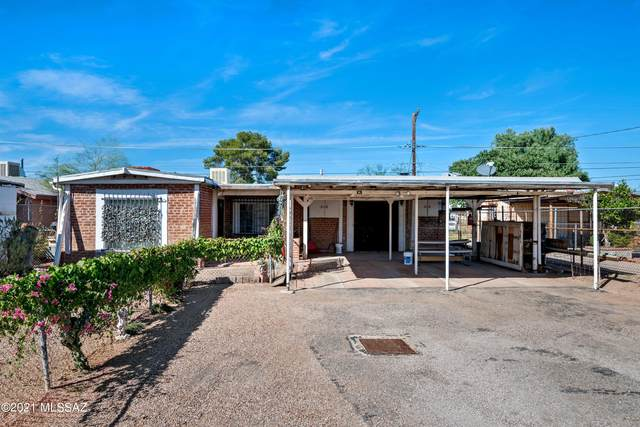 222 W Tennessee Street, Tucson, AZ 85714 (#22126011) :: Long Realty - The Vallee Gold Team
