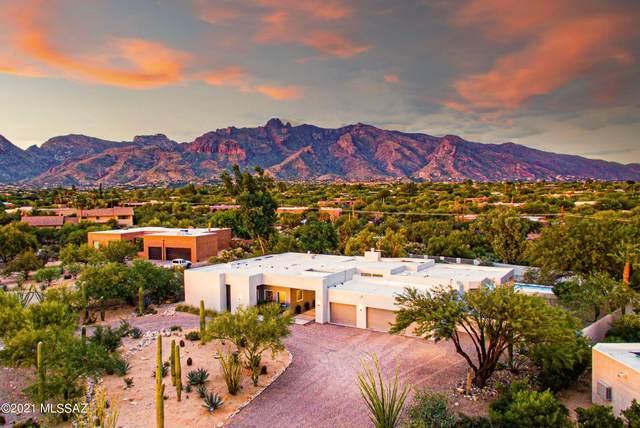 5960 N Camino Padre Isidoro, Tucson, AZ 85718 (#22126024) :: Elite Home Advisors | Keller Williams