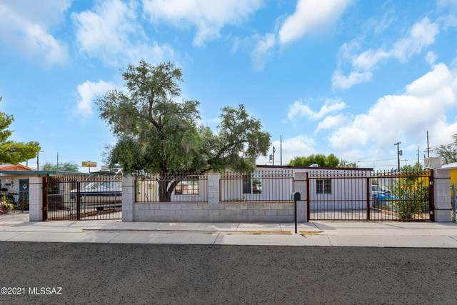 801 W Budmoore Terrace, Tucson, AZ 85705 (#22126044) :: Kino Abrams brokered by Tierra Antigua Realty