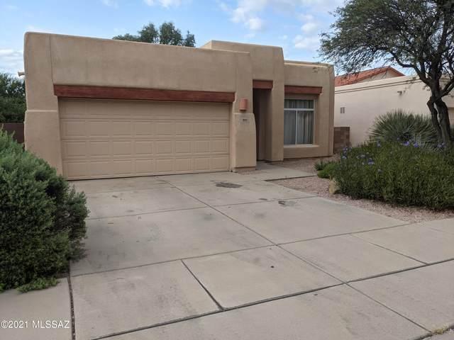 8869 E Desert Lavender Place, Tucson, AZ 85715 (#22126056) :: Long Realty - The Vallee Gold Team