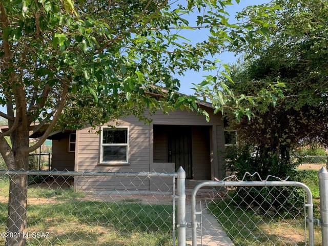228 W 6th Street, Benson, AZ 85602 (#22126066) :: Kino Abrams brokered by Tierra Antigua Realty