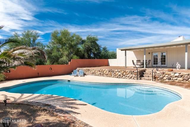 2801 W Puccini Place, Tucson, AZ 85741 (#22126071) :: Elite Home Advisors   Keller Williams
