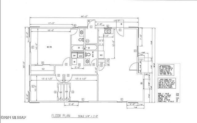 701 E 35Th Street, Tucson, AZ 85713 (#22126126) :: Kino Abrams brokered by Tierra Antigua Realty