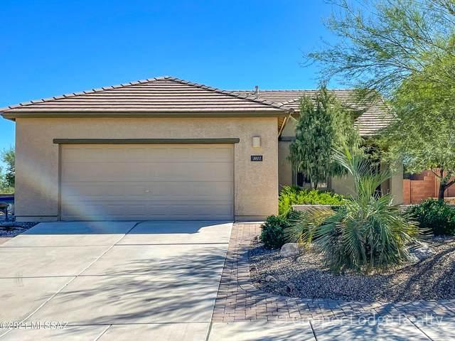 1011 S Throne Room Street, Benson, AZ 85602 (#22126132) :: Long Realty - The Vallee Gold Team