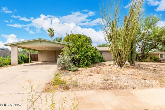 545 N Bunker Hill Drive, Tucson, AZ 85748 (#22126134) :: AZ Power Team
