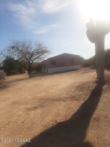 7030 N Hot Desert Trail, Tucson, AZ 85743 (#22126164) :: Long Realty - The Vallee Gold Team