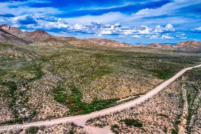 TBD E Geronimo Trail #63, Douglas, AZ 85607 (#22126176) :: Long Realty - The Vallee Gold Team