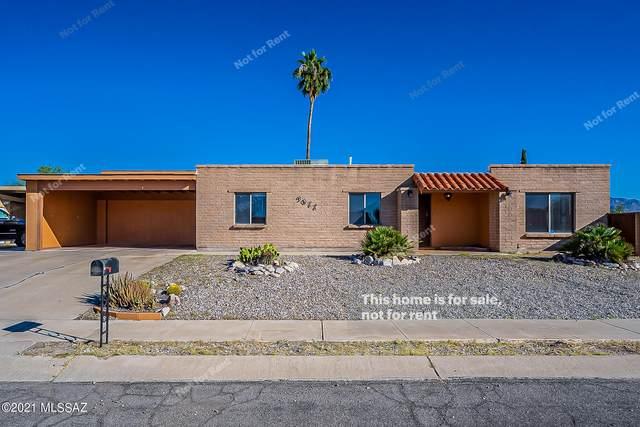 9077 E 6Th Street, Tucson, AZ 85710 (#22126186) :: Long Realty - The Vallee Gold Team